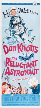 The Reluctant Astronaut - Movie Poster (xs thumbnail)
