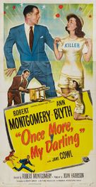 Once More, My Darling - Movie Poster (xs thumbnail)
