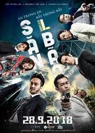L Storm - Vietnamese Movie Poster (xs thumbnail)