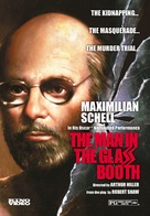 The Man in the Glass Booth - DVD cover (xs thumbnail)