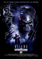 AVPR: Aliens vs Predator - Requiem - Chilean Movie Poster (xs thumbnail)