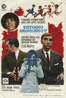Estudio amueblado 2.P. - Spanish Movie Poster (xs thumbnail)