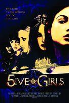 5ive Girls - poster (xs thumbnail)