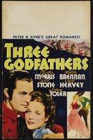 Three Godfathers - Movie Poster (xs thumbnail)