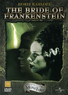 Bride of Frankenstein - Dutch Movie Cover (xs thumbnail)