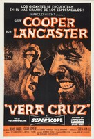 Vera Cruz - Argentinian Movie Poster (xs thumbnail)