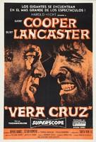 Vera Cruz - Argentinian Movie Poster (xs thumbnail)