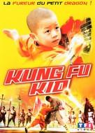 Ganfu kun - French DVD cover (xs thumbnail)