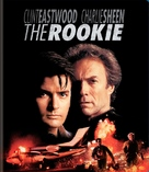The Rookie - Blu-Ray movie cover (xs thumbnail)