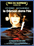 Le démon dans l'île - French Movie Poster (xs thumbnail)