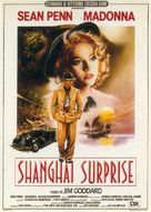 Shanghai Surprise - Italian Movie Poster (xs thumbnail)