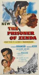 The Prisoner of Zenda - Movie Poster (xs thumbnail)