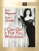 I Can Get It for You Wholesale - DVD cover (xs thumbnail)