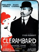 Clérambard - French Movie Poster (xs thumbnail)