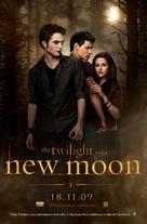 The Twilight Saga: New Moon - Italian Movie Poster (xs thumbnail)