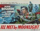 Ill Met by Moonlight - British Movie Poster (xs thumbnail)