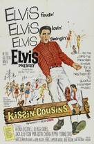 Kissin' Cousins - Movie Poster (xs thumbnail)