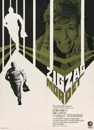 Zigzag - Danish Movie Poster (xs thumbnail)