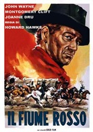 Red River - Italian Movie Poster (xs thumbnail)
