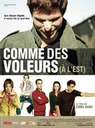 Comme des voleurs - French Movie Poster (xs thumbnail)