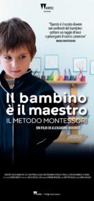 Le Maître est l'enfant - Italian Movie Poster (xs thumbnail)