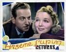 Arsène Lupin Returns - poster (xs thumbnail)