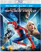 The Amazing Spider-Man 2 - Blu-Ray cover (xs thumbnail)