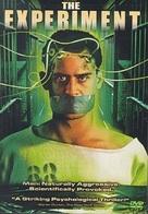 Das Experiment - DVD cover (xs thumbnail)