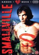 """Smallville"" - Danish DVD movie cover (xs thumbnail)"