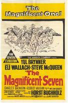 The Magnificent Seven - Australian Movie Poster (xs thumbnail)