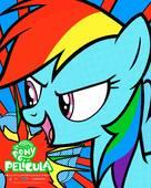 My Little Pony : The Movie - Ecuadorian Movie Poster (xs thumbnail)