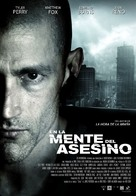 Alex Cross - Spanish Movie Poster (xs thumbnail)