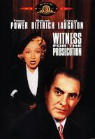 Witness for the Prosecution - Movie Cover (xs thumbnail)