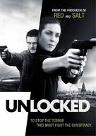 Unlocked - DVD movie cover (xs thumbnail)