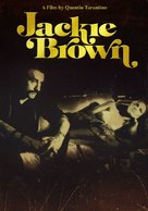 Jackie Brown - DVD movie cover (xs thumbnail)