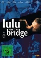Lulu on the Bridge - German Movie Cover (xs thumbnail)