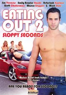Eating Out 2: Sloppy Seconds - DVD cover (xs thumbnail)