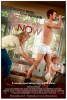 Life as We Know It - Swiss Movie Poster (xs thumbnail)