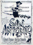 San Antonio - Movie Poster (xs thumbnail)