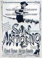 San Antonio - Movie Poster (xs thumbnail)