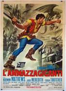 Jack the Giant Killer - Italian Movie Poster (xs thumbnail)