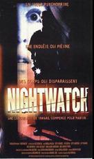 Nattevagten - French VHS movie cover (xs thumbnail)