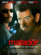 The Matador - Mexican Movie Poster (xs thumbnail)
