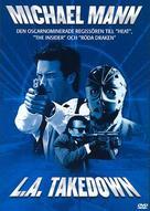 L.A. Takedown - Norwegian DVD cover (xs thumbnail)