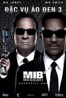 Men in Black 3 - Vietnamese Movie Poster (xs thumbnail)