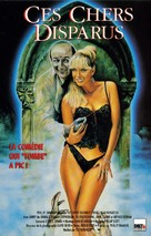 Those Dear Departed - French VHS cover (xs thumbnail)