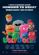UglyDolls - Czech Movie Poster (xs thumbnail)