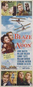 Blaze of Noon - Movie Poster (xs thumbnail)