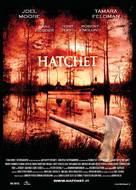 Hatchet - Italian Movie Poster (xs thumbnail)