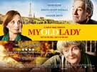 My Old Lady - British Movie Poster (xs thumbnail)